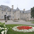Front view of the Nunciature